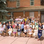 Aspen Thrift Shop group photo, Aug. 6, 2013