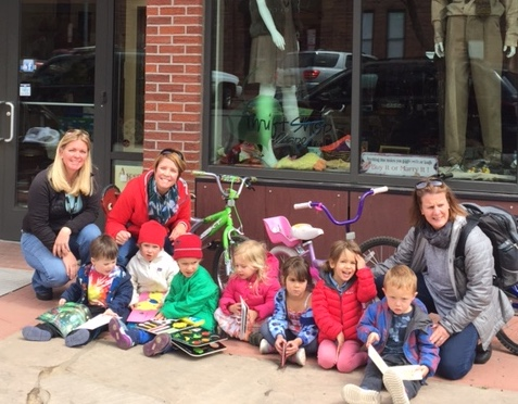 Cottage Preschool Visits!